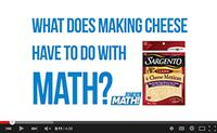 What does making cheese have to do with math? Thumbnail