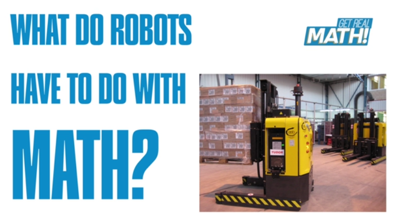 What do robots have to do with math? (Georgia-Pacific) Thumbnail