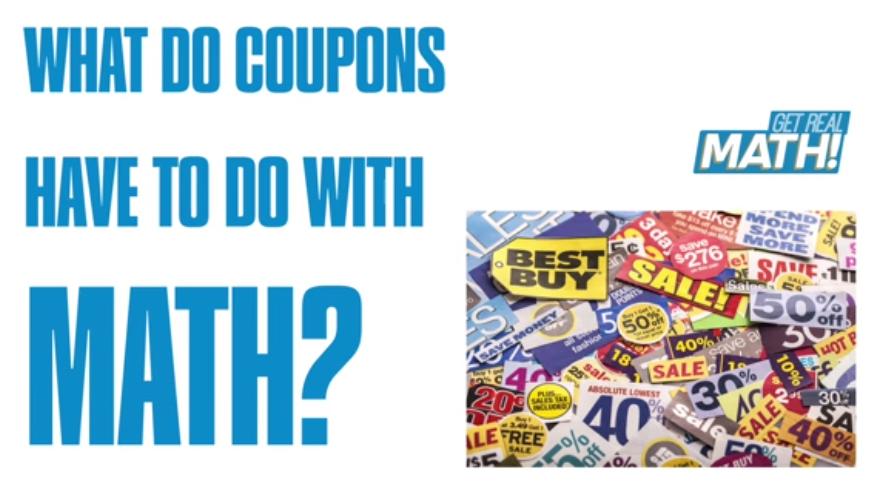 What do coupons have to do with math? Thumbnail
