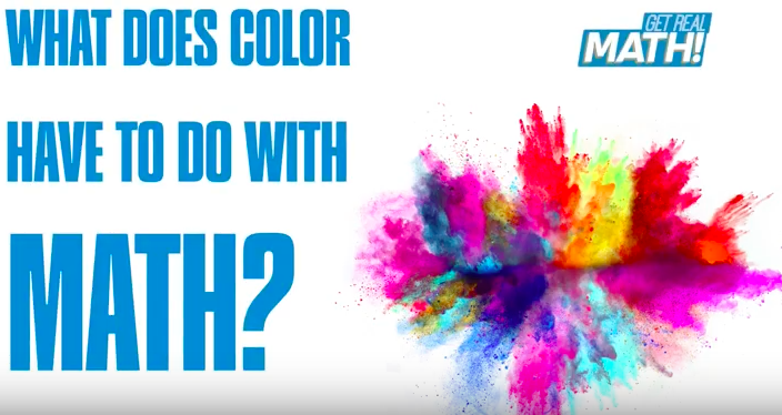 What does color have to do with math? Thumbnail