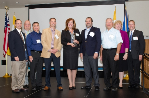 Alliance Leadership Accepting Collaboration in Action Award