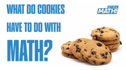 What do cookies have to do with math?