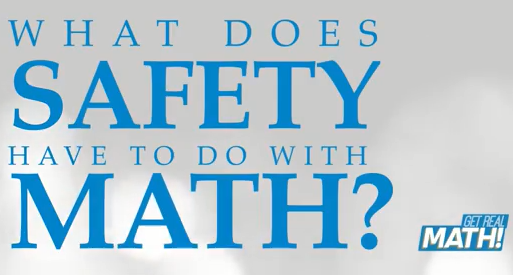 What does safety have to do with math?