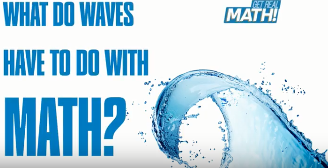 What do waves have to do with math?