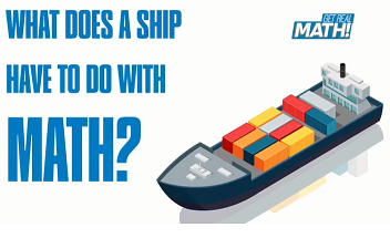 What does a ship have to do with math?