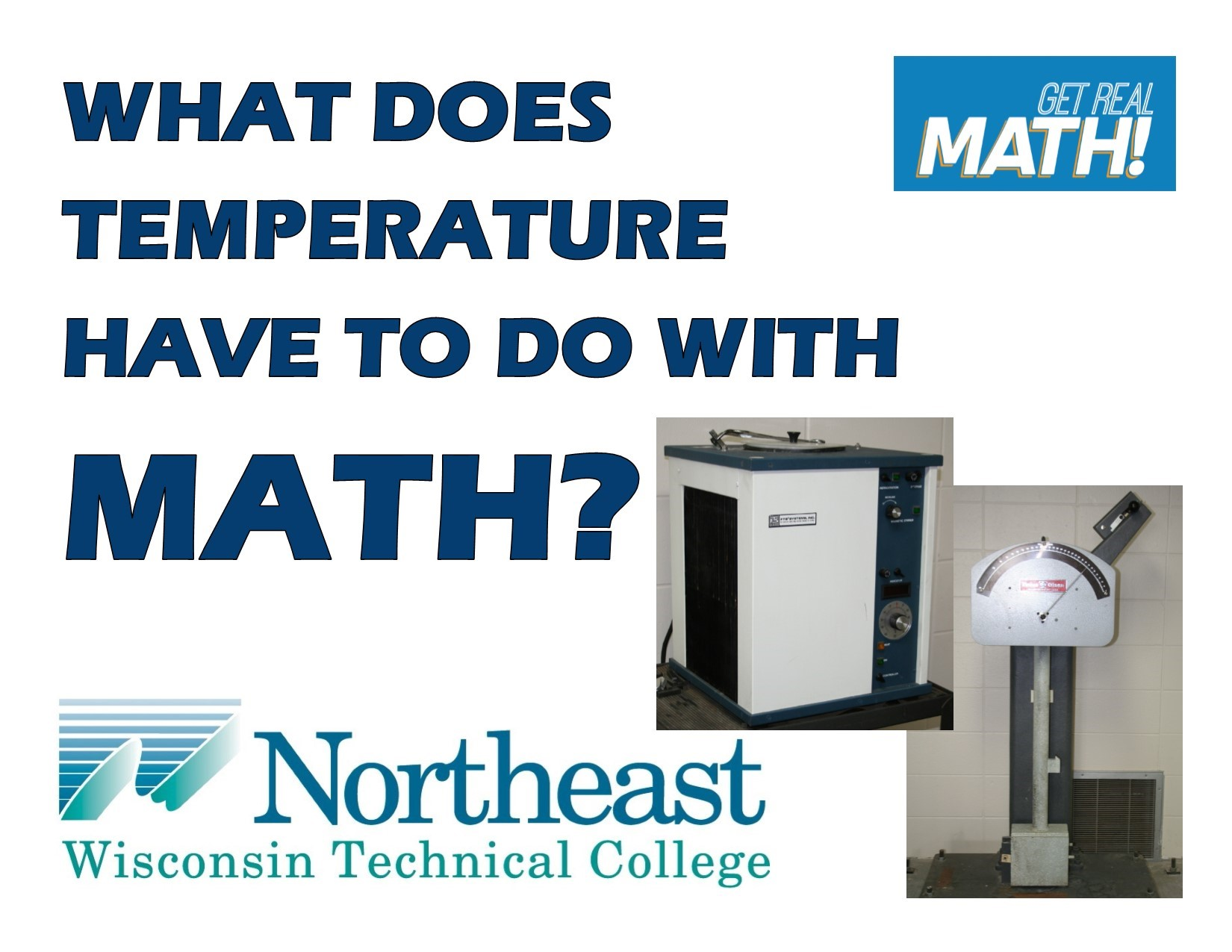 What does temperature have to do with math?