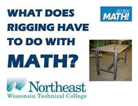 What does rigging have to do with math?