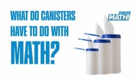 What do canisters have to do with math?