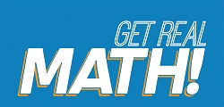 Get Real Math logo